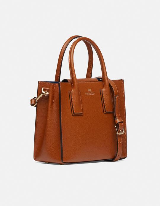 Mini bag in printed calf leather  Cuoieria Fiorentina