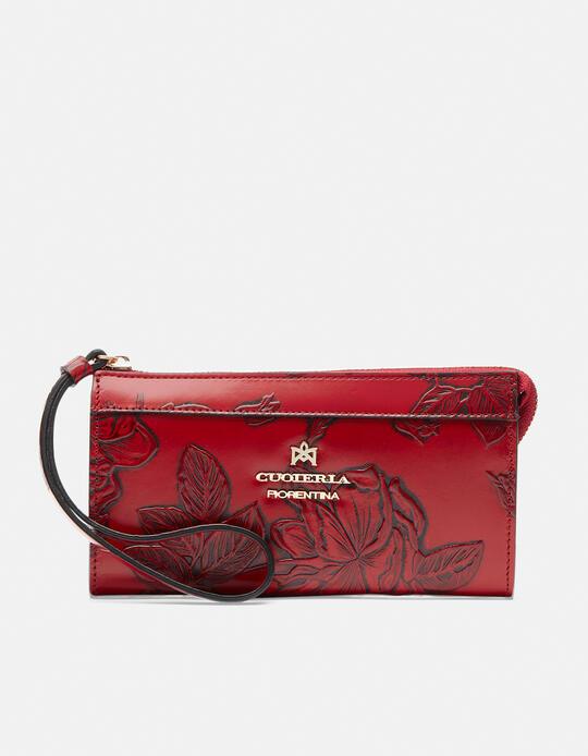 Mimì wallet pochette  Cuoieria Fiorentina