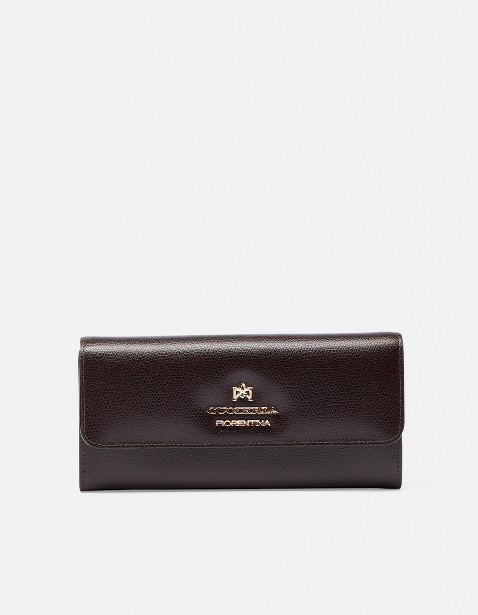 Large bi-fold Bella wallet  Cuoieria Fiorentina