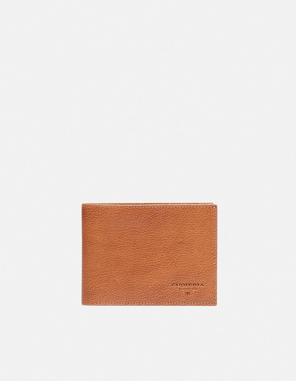 Anti-rfid Calf wallet  Cuoieria Fiorentina
