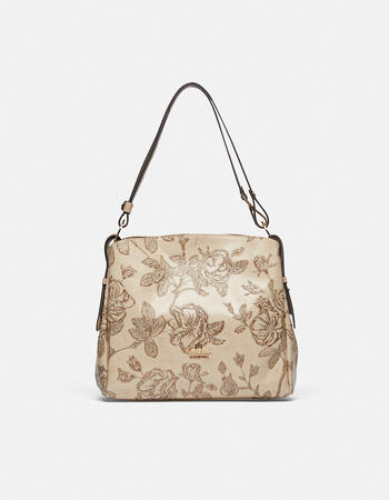 Medium mimì casual shoulder bag