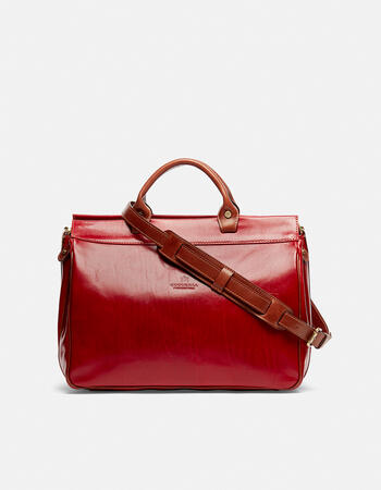 Doctor leather briefcase