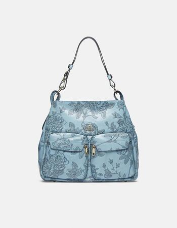 Large mimì bag with extendable shoulder strap