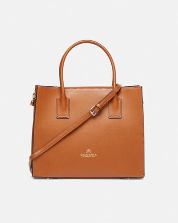 Alice medium square tote bag