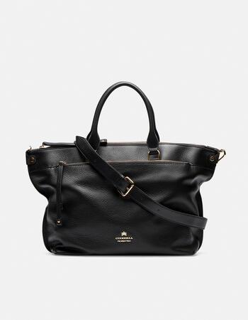 Velvet  large tote bag