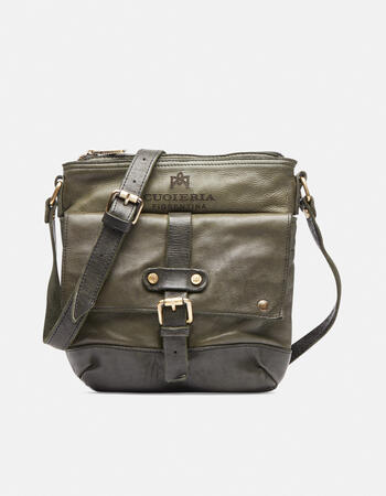 Millennial small bag in natural leather