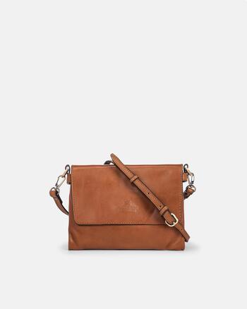 Warm and colour mini shoulder bag