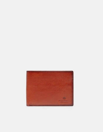 Anti-rfid warm and color wallet with leather coin case