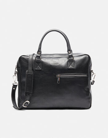 """Oxford leather briefcase for pc 13"""""""