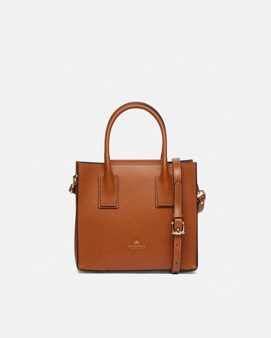 Mini bag in printed calf leather LION Cuoieria Fiorentina