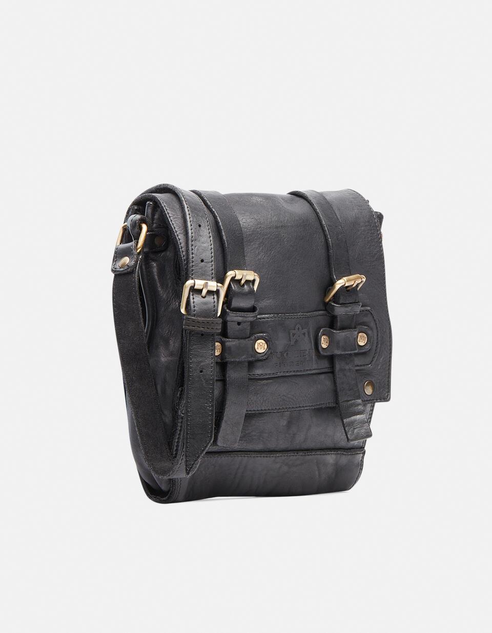 Millennial bag in natural leather NERO Cuoieria Fiorentina