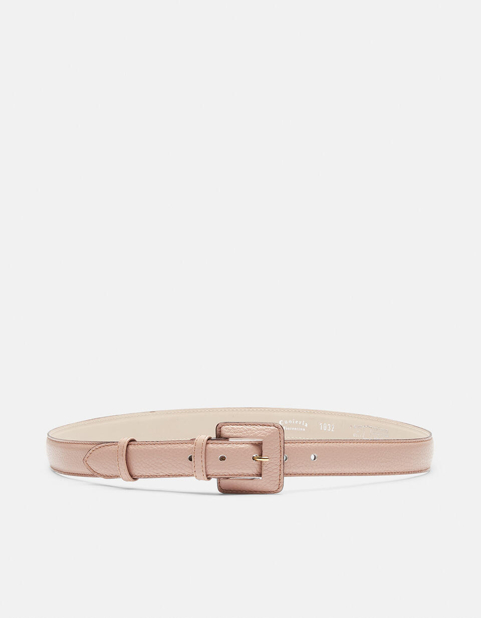 Velvet Cintura con fibbia fasciata PEACH Cuoieria Fiorentina