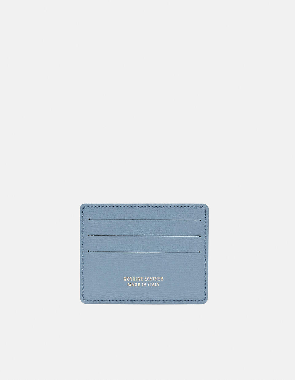 Bella credit car holder with space for banknotes MARE Cuoieria Fiorentina